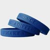 I Make A Difference - Silicone Wrist Bracelets